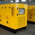 低噪音静音箱柴油发电机组图片