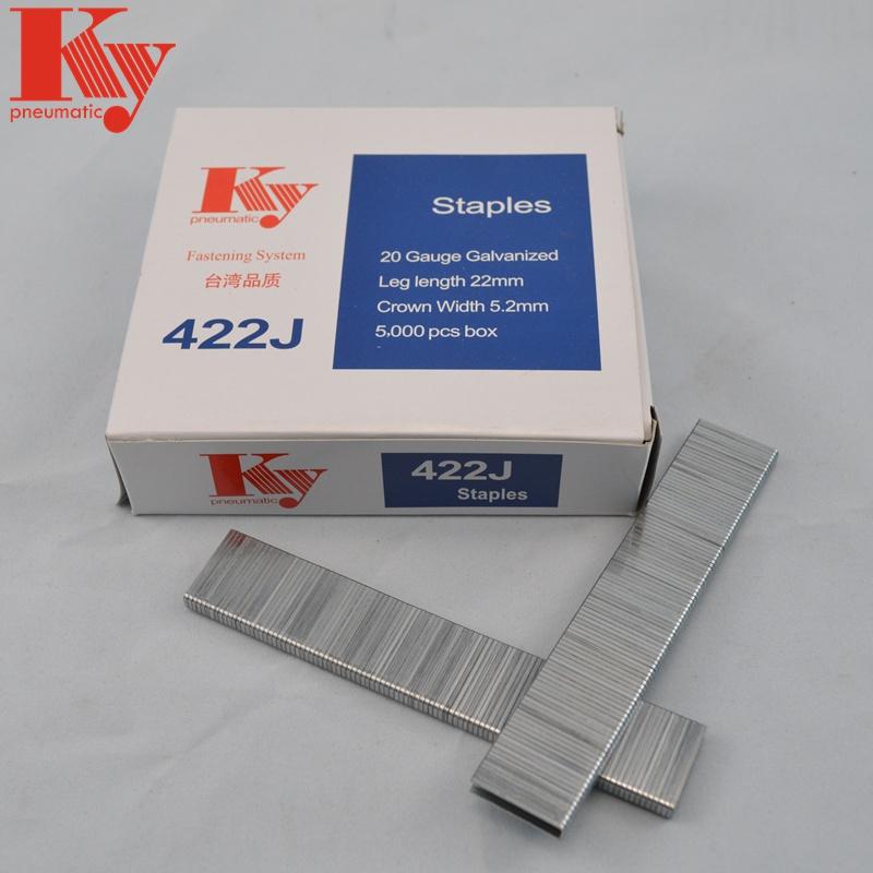 厂家直销 4J码钉防断裂防卡防锈不锈钢U型沙发钉 开源4J码钉