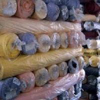 回收积压纺织品