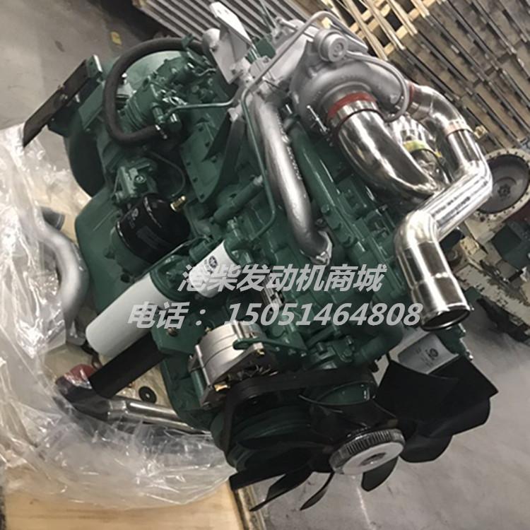 锡柴CA6DF3-24E3F发动机 锡柴6DF发动机