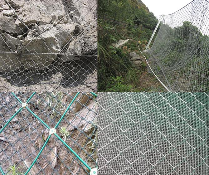 边坡防护网价格主动边坡防护网厂价格被动边坡防护网柔性边坡防护网