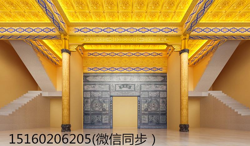 古建吊顶装饰板图片/古建吊顶装饰板样板图 (3)
