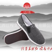 红军鞋,传统民族风,老北京布鞋 苏维红亚麻面料红军鞋红色文化布鞋 苏维红亚麻红军鞋红色文化布鞋