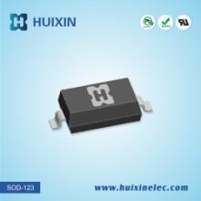 HX/慧芯 开关二极管 1N4148W SOD-123封装