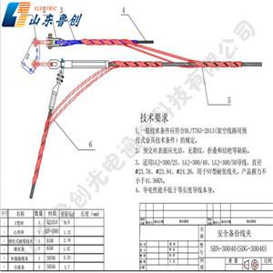 安全备份线夹 预绞丝金具 产品国标生产厂家欢迎询价