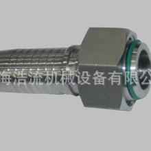 供应 不锈钢高压金属软管接头油管接头 外螺纹软管接头批发