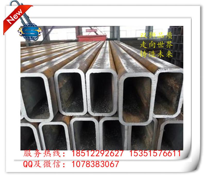 低合金无缝方管 车架用低合金无缝管方矩管 Q345B无缝方管