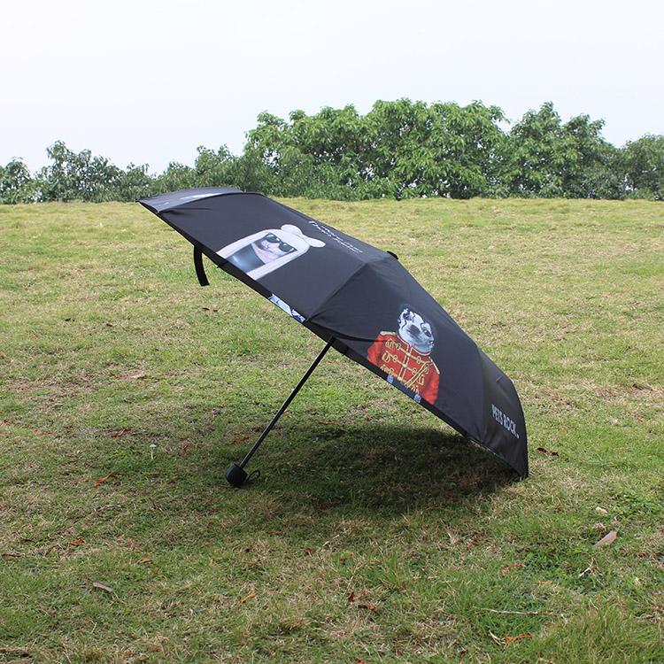 北京创意三折伞定制 礼品伞定做 折叠伞尺寸 遮阳伞定做