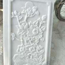 荒料板材 大理石  装修建材 石材石料   广西白石材雕刻 广西白石材浮雕