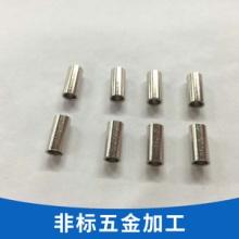 深圳非标五金加工  数控车床加工非标铁柱配件 超精密加工图片