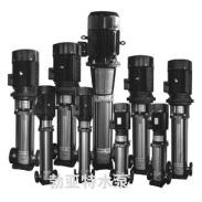 品质款不锈钢立式多级离心泵QDL图片