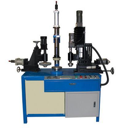 不锈钢锅、盆砂光打磨机 抛光打磨机 不锈钢外表面处理设备