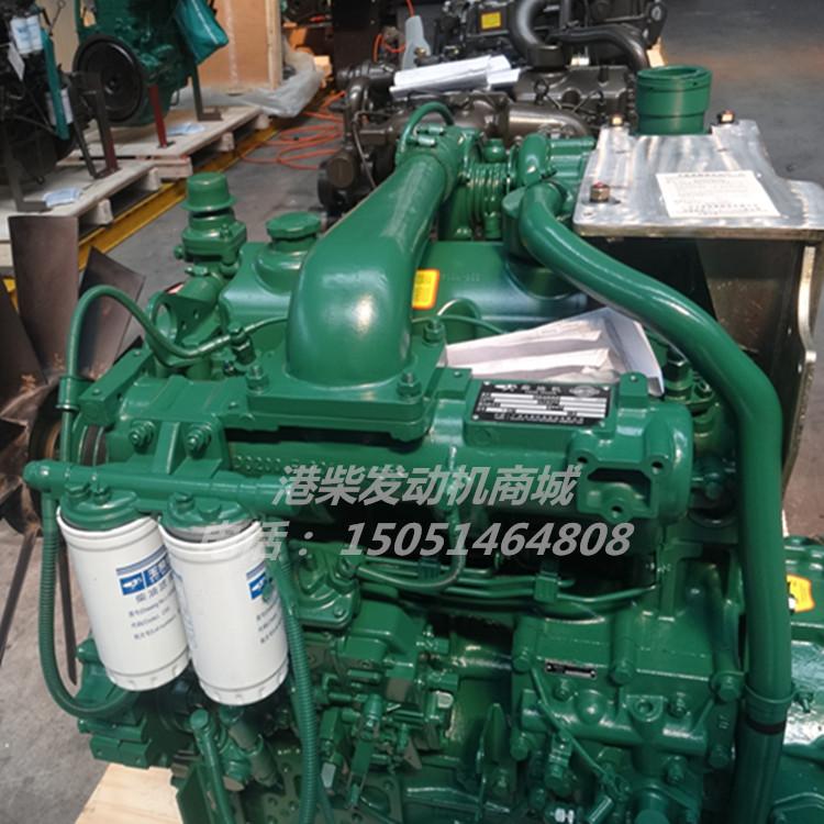 玉柴YC4A125Z-T发动机 收割机发动机