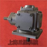 上海丘里供应T6-1:1-1-LR-B3螺旋锥齿轮换向器