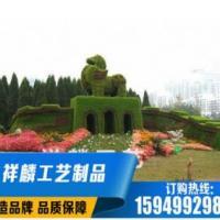 大型雕塑稻草人定制工艺景观绿色稻草人直销 铁艺摆件 铁艺铁艺造型