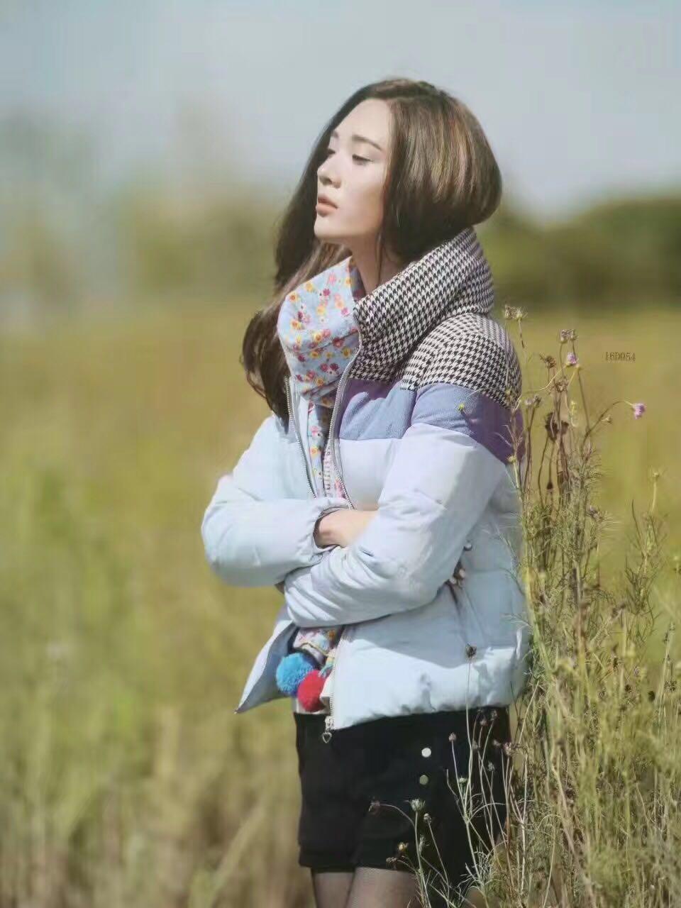 《一布百布》新款冬装棉衣品牌折扣女装尾货批发 曼紫 宝莱 述忘 优洛可