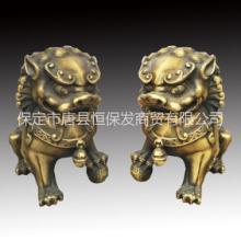小铜狮子 小铜狮子摆件 批发小铜狮子厂家 供应小铜狮子雕塑 小铜狮子工艺品 小铜狮子铸造厂