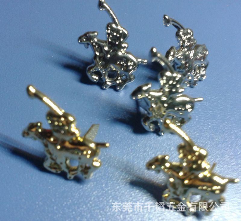 锌合金加工锌合金加工厂专业开模生产锌合金压铸产品  小饰品压铸件