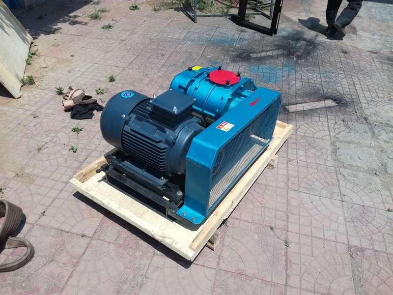 利建罗茨鼓风机.真空泵.增氧机 利建罗茨鼓风机80A价格增氧泵