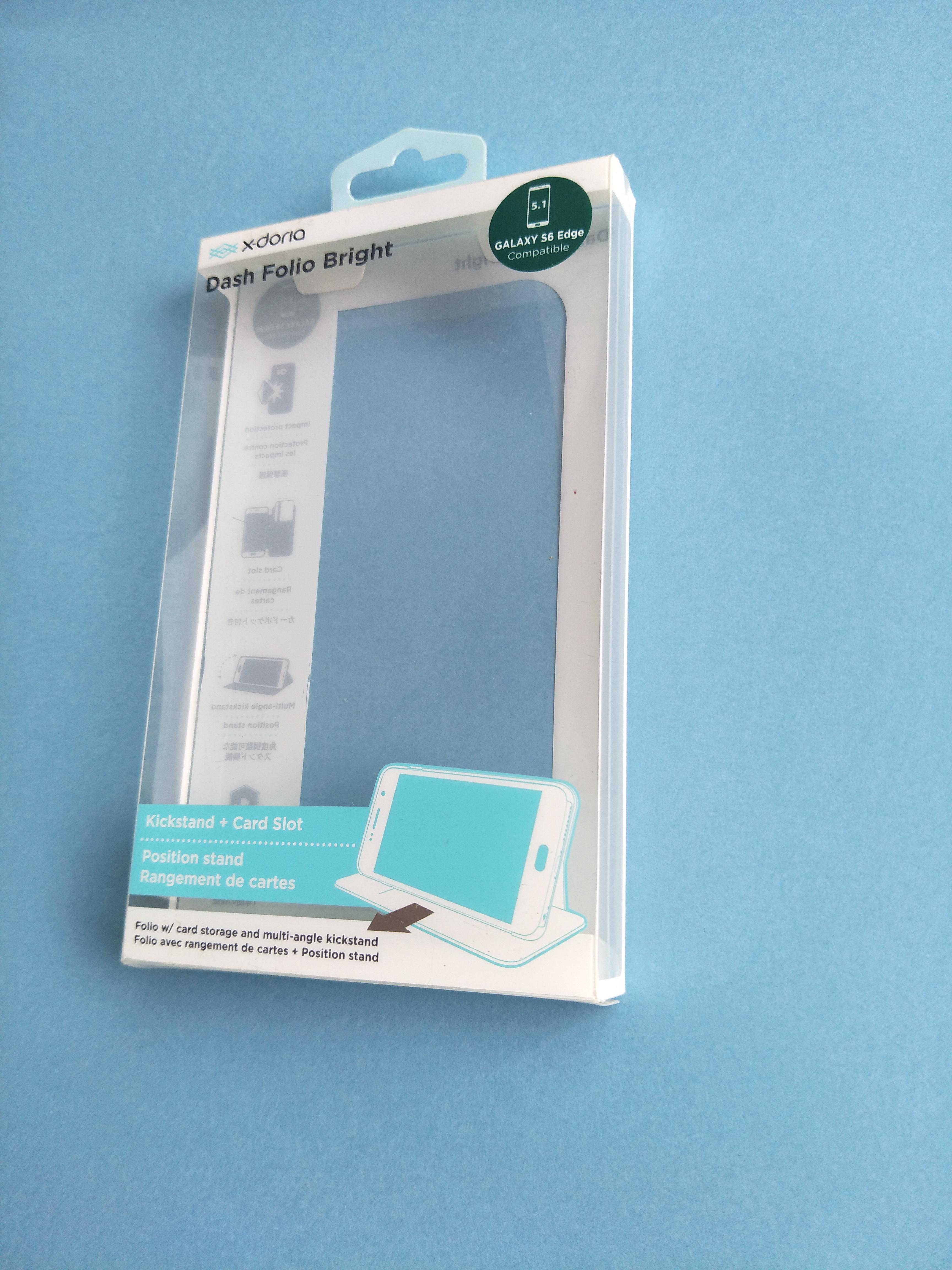 透明胶盒包装