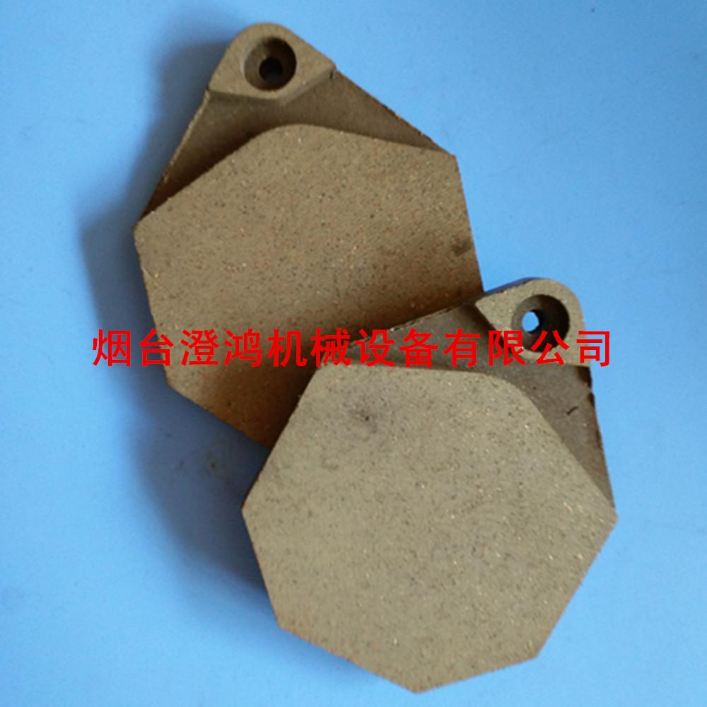 供应DBF制动器摩擦片 离合器刹车块 冲床摩擦板  来令块摩擦片