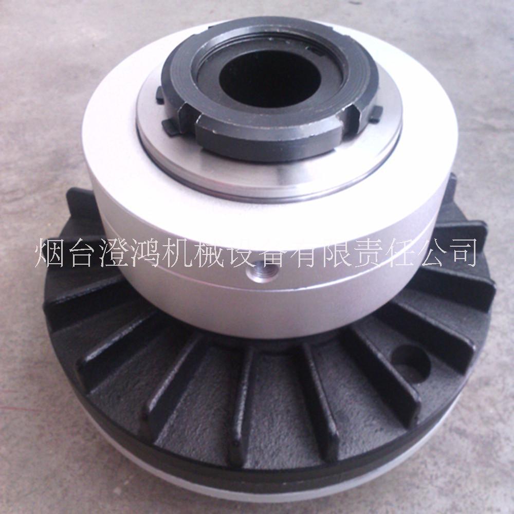 气动通轴式离合器 NAC-5/10/20/40 空压碟式制动器 空压通轴制动