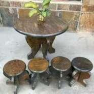 文化石桌椅图片