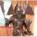 铸铜关公厂图片