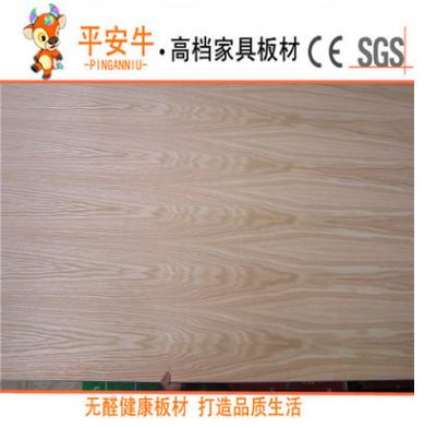 平安牛板材 高档家具板 榉木贴面板,美国红橡,美国樱桃等贴面板