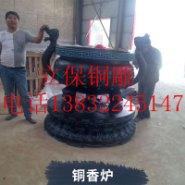 铜香炉制作图片