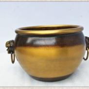 小铜缸图片