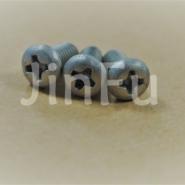 上海十字槽圆头纯钛螺钉厂家十字槽圆头纯钛螺钉报价 十字槽圆头纯钛螺钉M6*10