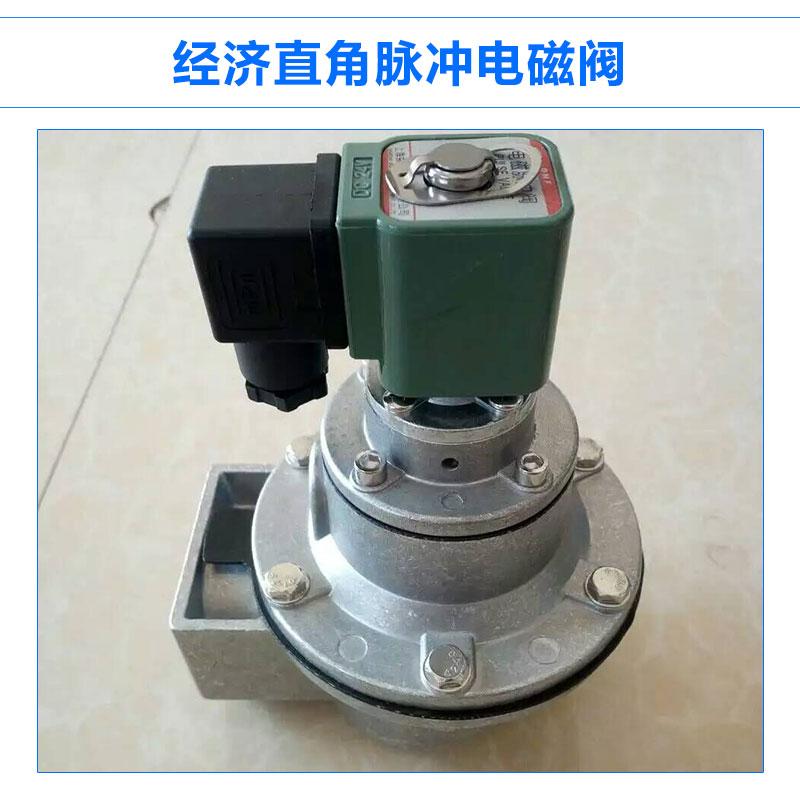 DMF-Z-25经济直角脉冲电磁阀除尘器高原直角式电磁脉冲阀