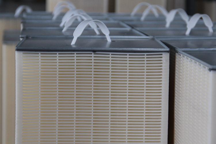 全热交换芯体/新风系统热交换器/ABS塑料框架纸芯体