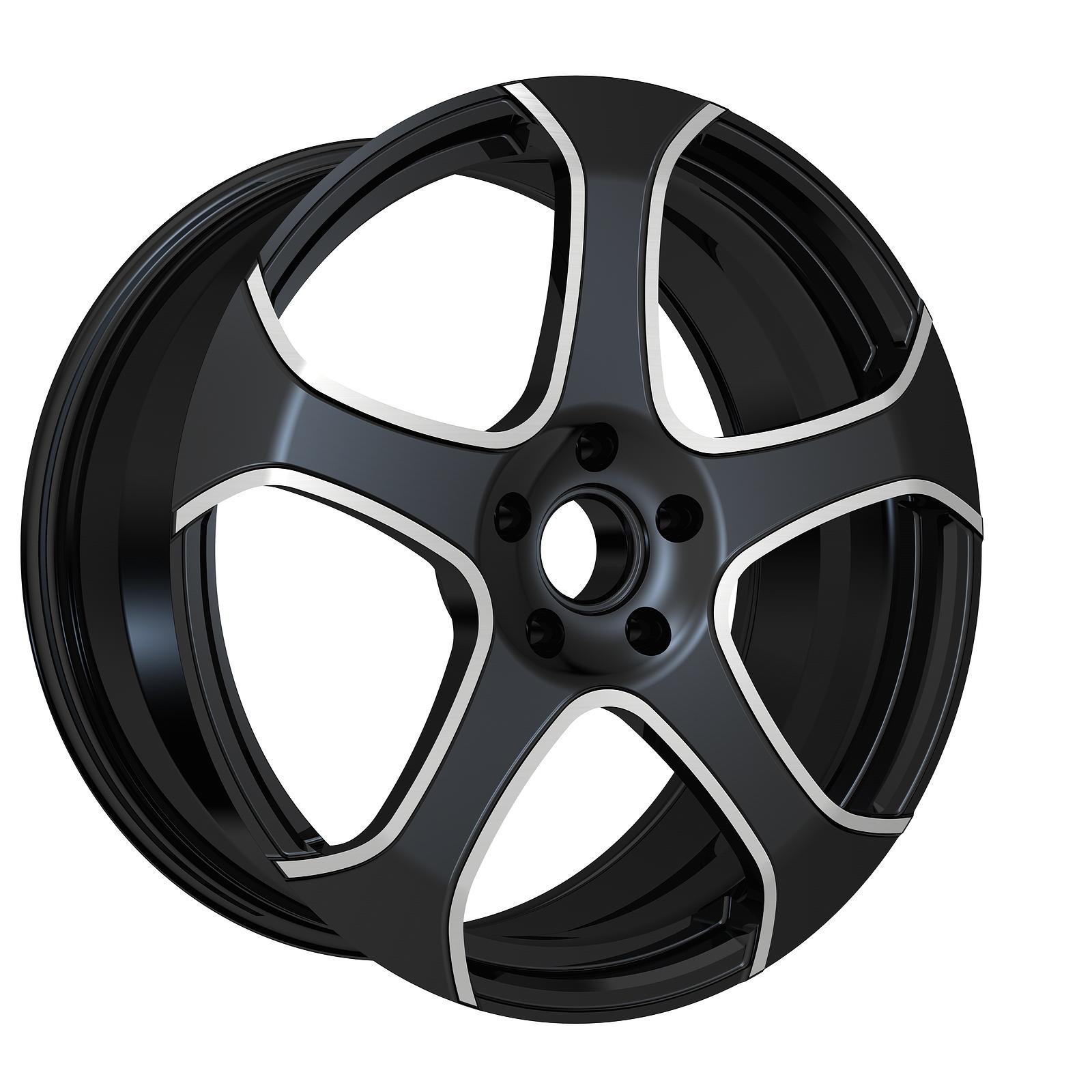 阿尔法罗密欧锻造镁铝车轮