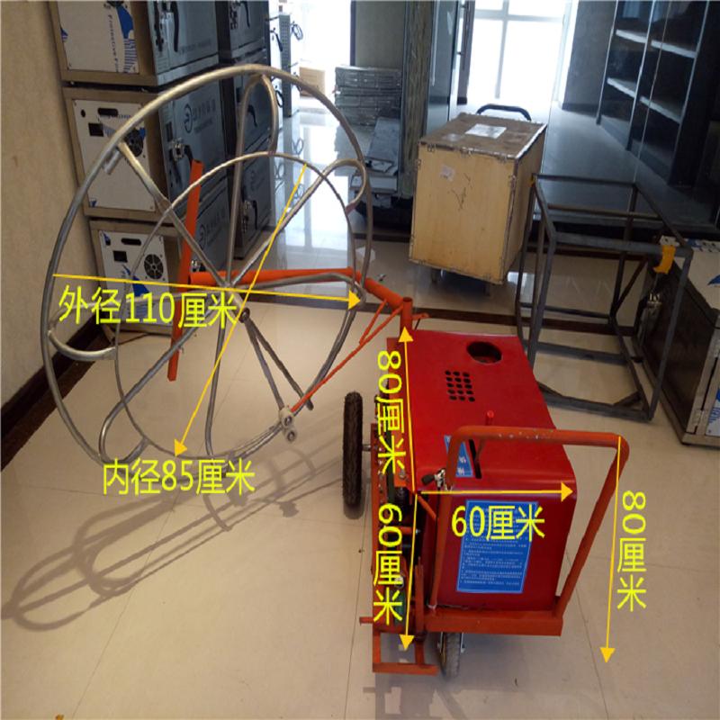 线缆牵引机图片/线缆牵引机样板图 (1)