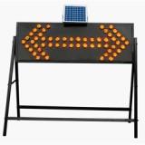 太阳能施工牌LED箭头灯指示灯