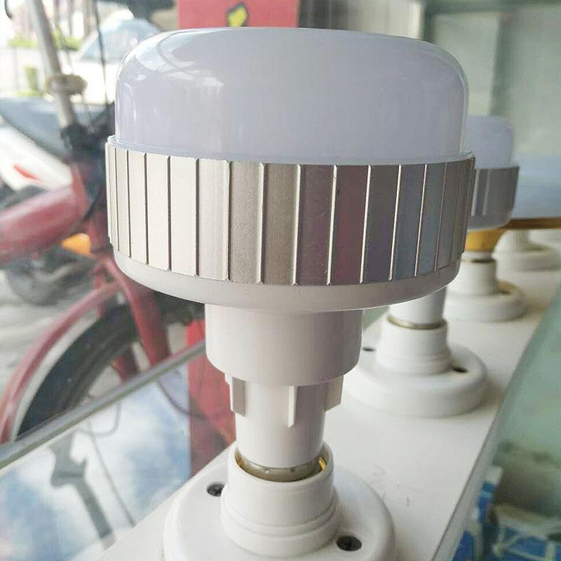 led球泡铝材工程大功率照明商业球泡20W30W40W工厂灯泡