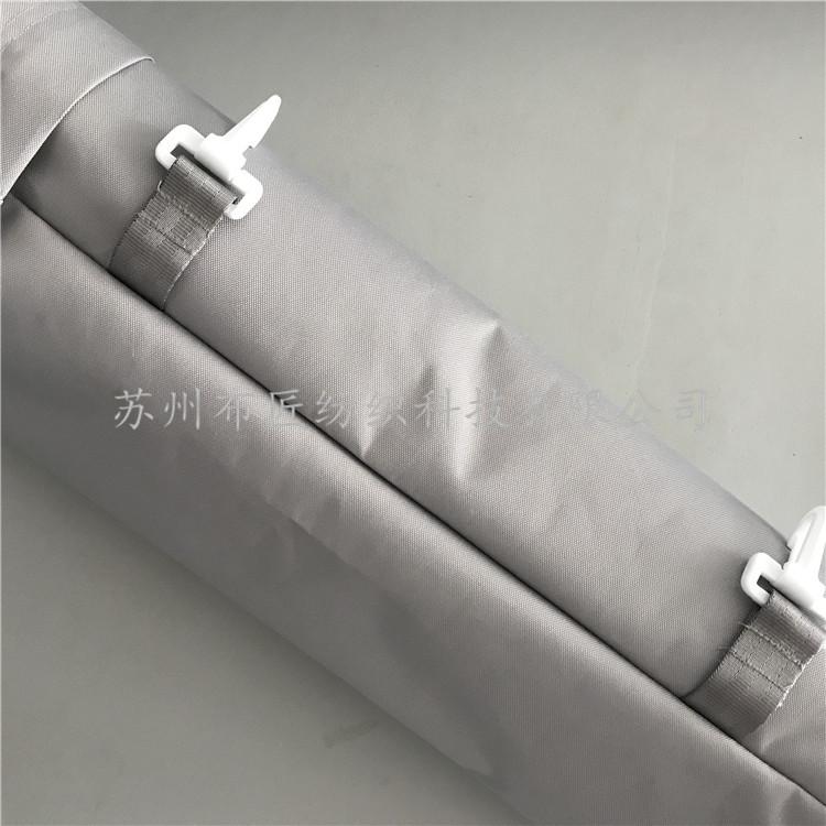 苏州布匠布袋风管 阻燃B1级/A级的纤维织物风管