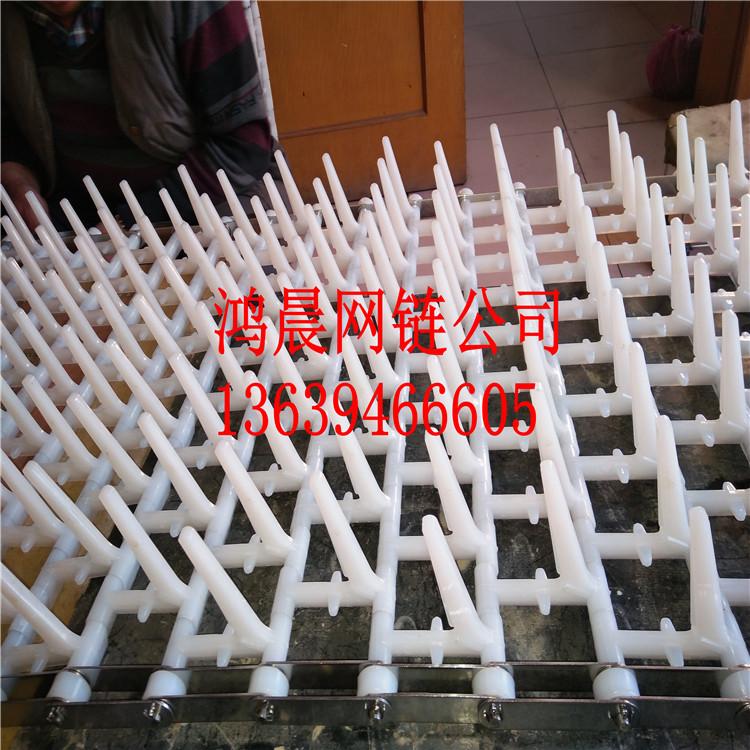 宁津专业生产山字型洗碗机网带 长拨齿洗碗机网带 质优价廉