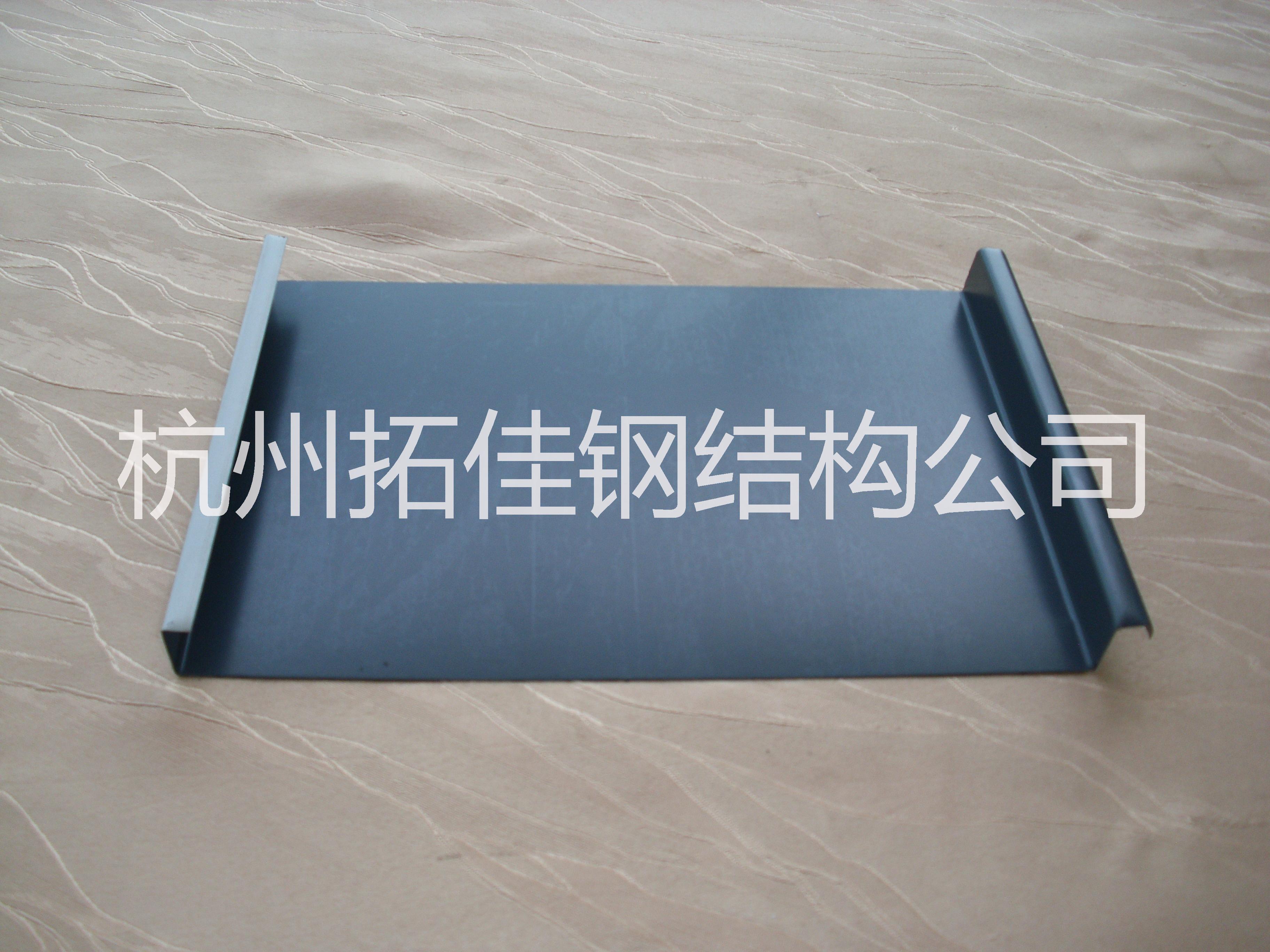 铝镁锰板 型号齐全 厂家直销 可定制 铝镁锰板  金属屋面板  楼承板 专供YX65-430铝镁锰屋面板