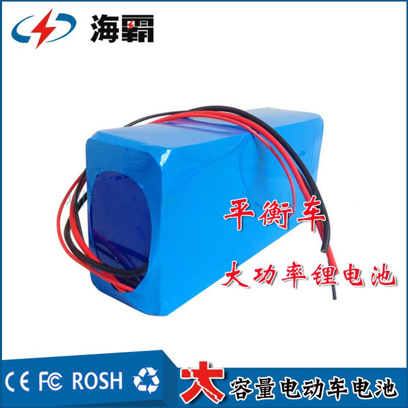 厂家生产和定制体感平衡车电池超长续航
