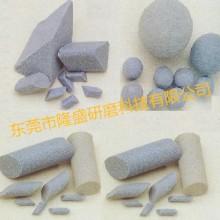 东莞隆盛供应 棕刚玉研磨石 各种尺寸 货样齐全
