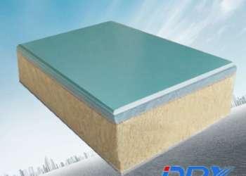 外墙防火材料丨保温装饰一体化材料图片