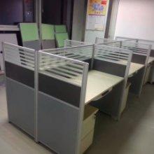 郑州员工工位厂家 屏风工位隔断定做就找九润办公家具批发