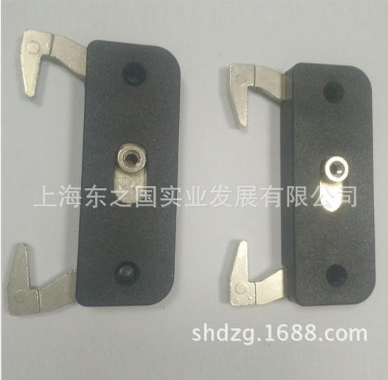钢质卷帘门螃蟹锁厂家直销 钢质螃蟹锁 柜锁螃蟹锁供应商