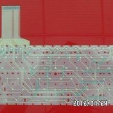 键盘导电膜、导电膜