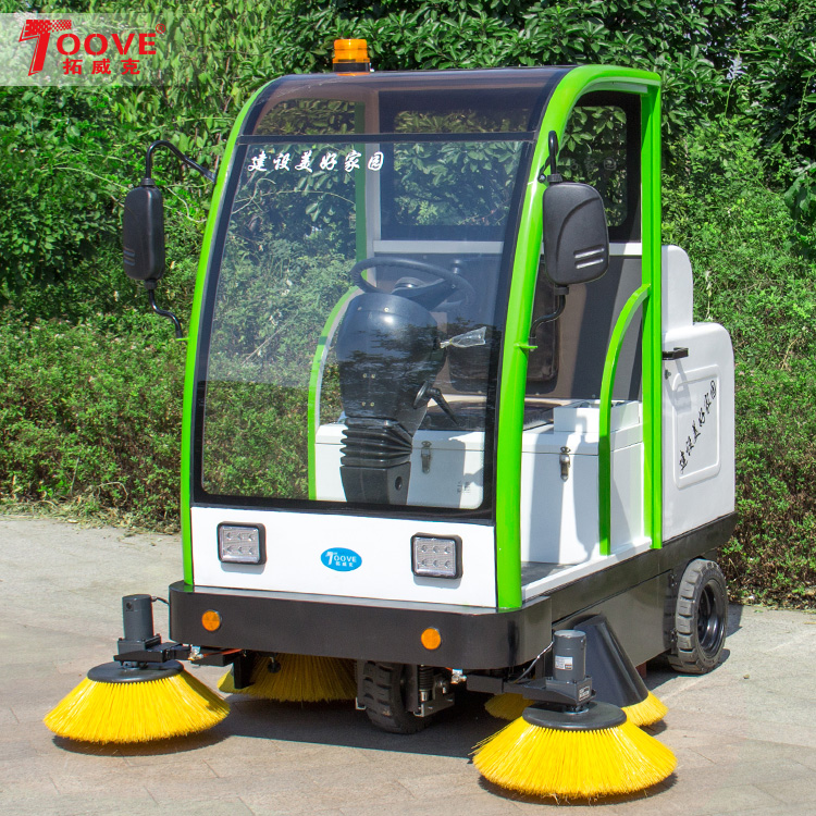驾驶式扫地机哪里有卖 无锡驾驶式扫地车 物业工厂地面清扫车