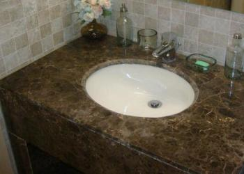 供应大理石洗手台图片