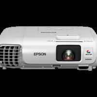 爱普生EPSON CB-X30会议室使用便携式商务投影机